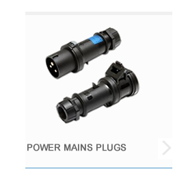 Power Mains Plugs
