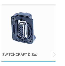 Switchcraft D-Sub