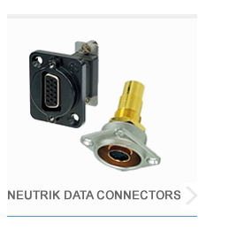 Neutrik Data Connectors