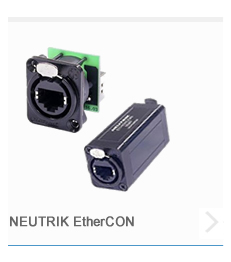 Neutrik EtherCON