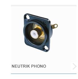 Neutrik Phono