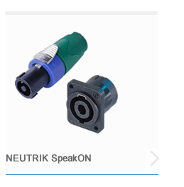 Neutrik SpeakON