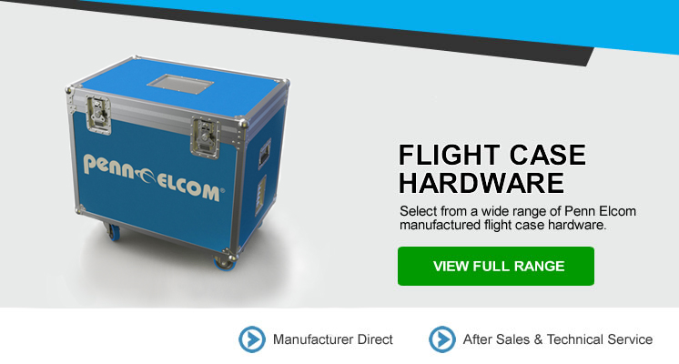 Flight Case Hardware by Penn Elcom