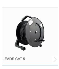 Leads Cat 5