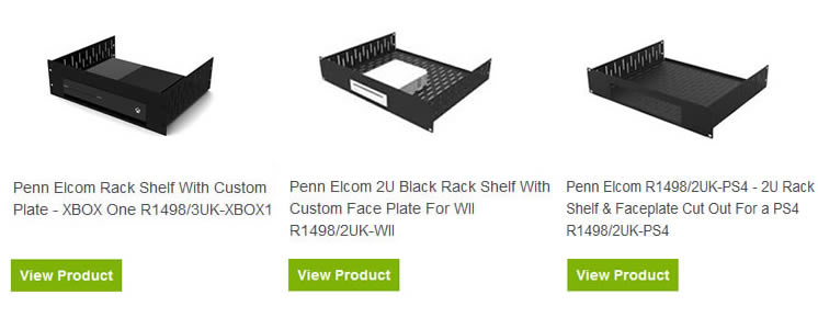 Profile Series Custom Face Plates From Penn Elcom