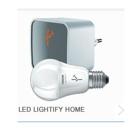 LED LIGHTIFY Home