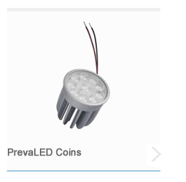 PrevaLED Coins