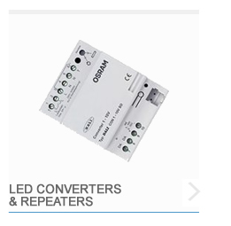 LED Converters and Repeaters