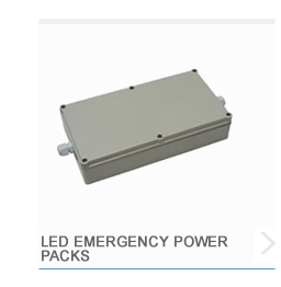 LED Emergency Power Packs